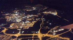Ізраїль з літака
