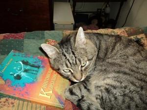 Сиволап з книжкою