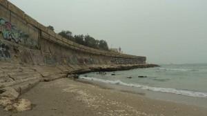Тель-Авів. Середземне-море
