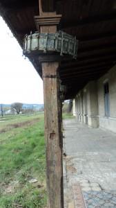 вокзал в Добромилі